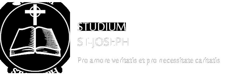 Le Studium Saint-Joseph